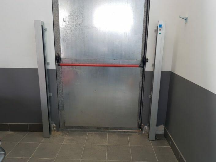 Barriere antiesondazione per porte