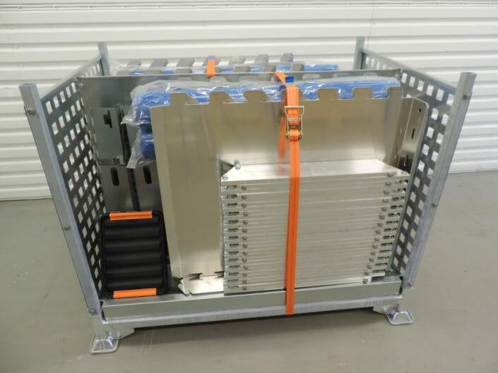 Rapida installazione barriere antialluvione