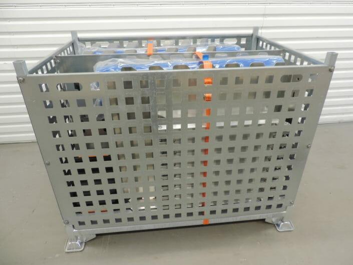 Montaggio barriere alluvione in alluminio