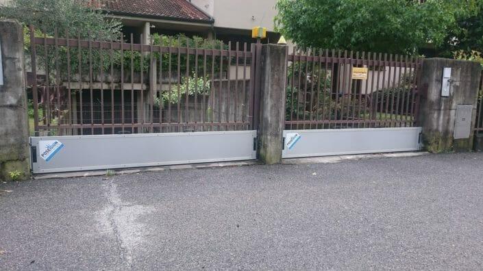 Paratie Safe per proteggere garage dall'acqua