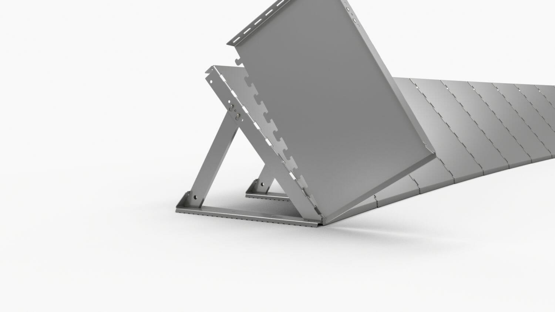 Come montare le barriere antiruscellamento INero