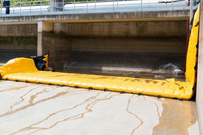barriera Water Gate applicazioni