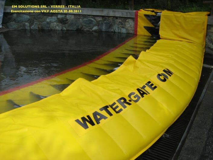 Water Gate: come ripararsi dall'acqua
